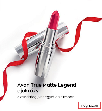 Avon True Matte Legend ajakrúzs