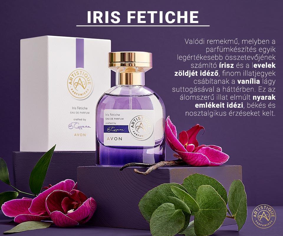 Artistique Iris Fétiche parfüm