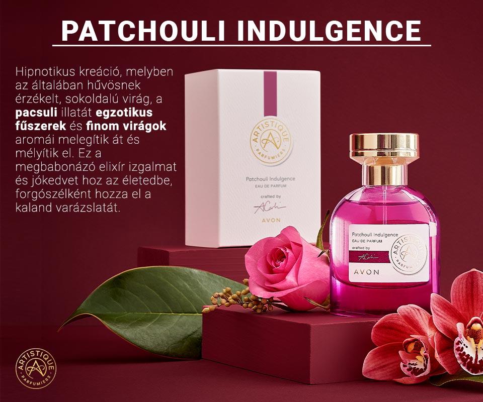 Artistique Patchouli Indulgence parfüm